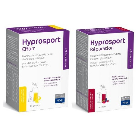 "HYPROSPORT ""Effort"" & ""Reparation"""