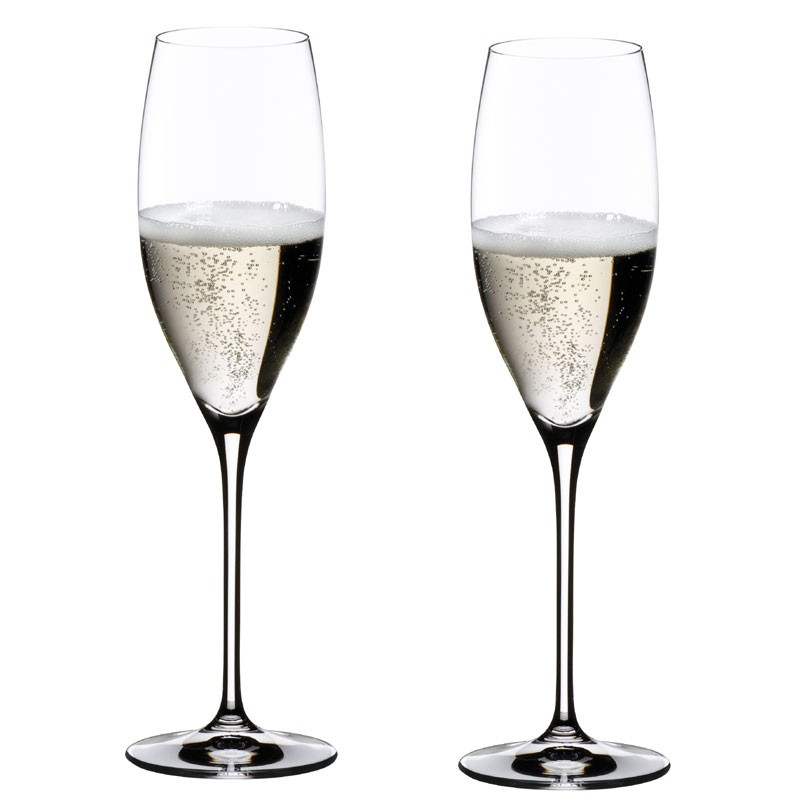 verre champagne riedel de saveurs d 39 origine. Black Bedroom Furniture Sets. Home Design Ideas