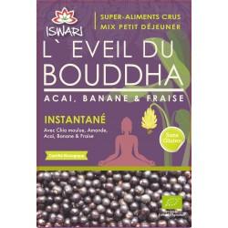 Eveil du Bouddha Banane & Fraise BIO