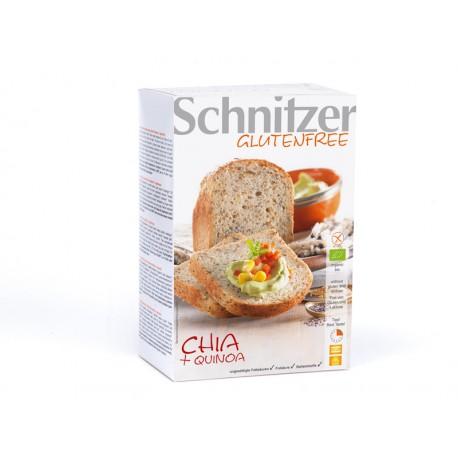 Pain Chia + Quinoa