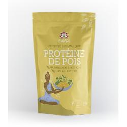 Protéine de pois en poudre