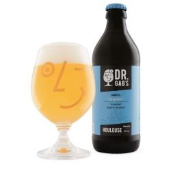 HOULEUSE 33CL - Bière du Dr. Gabs
