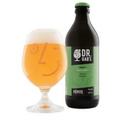 PEPITE 33CL - Bière du Dr. Gabs