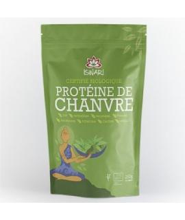 Protéine de chanvre poudre BIO