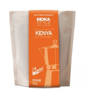 Café moulu - Kenya AA Washed
