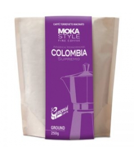 Café moulu - Colombia Supremo