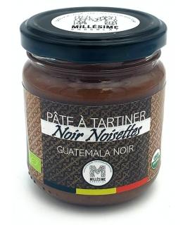 Pâte à tartiner GUATEMALA Noir - Noisettes
