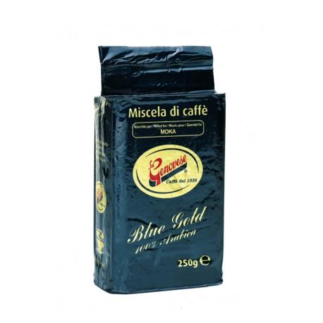 Café moulu BLUE GOLD - LA GENOVESE